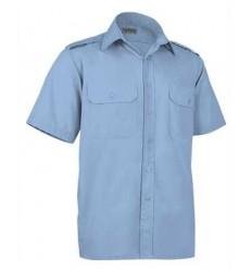 Camisa Uniforme manga curta