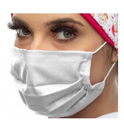 Máscara cirúrgica de tecido (REUTILIZÁVEL)